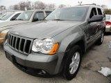 2008 Mineral Gray Metallic Jeep Grand Cherokee Laredo 4x4 #45876997