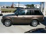 2011 Land Rover Range Rover Nara Bronze Metallic