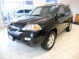 2011 Crystal Black Pearl Acura MDX  #45877132