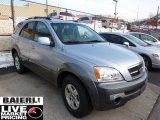 2005 Ice Blue Metallic Kia Sorento EX 4WD #45954822
