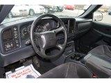 2001 GMC Sierra 1500 SLE Extended Cab 4x4 Dashboard