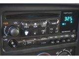 2001 GMC Sierra 1500 SLE Extended Cab 4x4 Controls