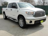 2011 Super White Toyota Tundra Texas Edition CrewMax #45955218