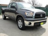 2011 Magnetic Gray Metallic Toyota Tundra Double Cab #45955219