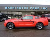 2011 Race Red Ford Mustang V6 Mustang Club of America Edition Coupe #45955261
