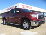 2010 Salsa Red Pearl Toyota Tundra Double Cab 4x4 #45955270