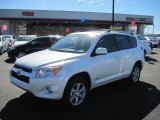 2011 Super White Toyota RAV4 Limited #45955274
