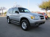 2002 Ford Explorer Silver Birch Metallic