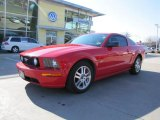 2005 Torch Red Ford Mustang GT Premium Coupe #45955290