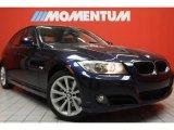 2011 Deep Sea Blue Metallic BMW 3 Series 328i Sedan #45955321