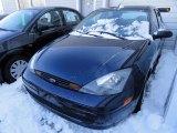 2003 Twilight Blue Metallic Ford Focus LX Sedan #45955354