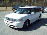 2010 White Suede Ford Flex SEL #45955419