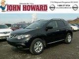 2011 Super Black Nissan Murano SL AWD #45955505
