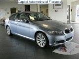 2011 Blue Water Metallic BMW 3 Series 328i Sedan #45955553