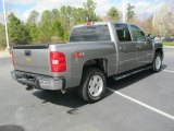 2007 Chevrolet Silverado 1500 LTZ Crew Cab Data, Info and Specs