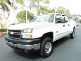 2006 Chevrolet Silverado 2500HD LT Crew Cab Data, Info and Specs