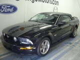 2006 Black Ford Mustang GT Premium Convertible #46031975