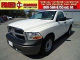 2009 Stone White Dodge Ram 1500 ST Regular Cab #46032110