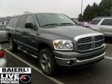 2008 Mineral Gray Metallic Dodge Ram 1500 SLT Quad Cab 4x4 #46037967