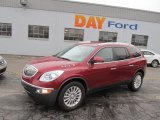 2008 Red Jewel Buick Enclave CXL AWD #46038296