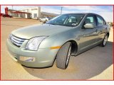 2009 Moss Green Metallic Ford Fusion SEL V6 #4565831