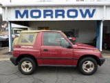 1998 Chevrolet Tracker Soft Top 4x4 Data, Info and Specs