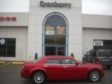 2008 Inferno Red Crystal Pearl Chrysler 300 Touring #46038322