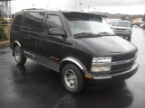 Black Chevrolet Astro in 1998