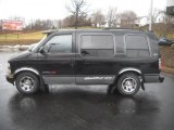 1998 Chevrolet Astro Black