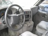 1998 Chevrolet Astro AWD Passenger Van Gray Interior