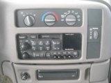 1998 Chevrolet Astro AWD Passenger Van Controls