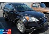 2009 Crystal Black Pearl Honda CR-V EX #46038461