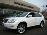 2009 Crystal White Mica Lexus RX 350 AWD #46038483