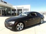 2010 Jet Black BMW 3 Series 335i Coupe #46038544