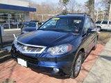2008 Royal Blue Pearl Acura RDX Technology #46038574