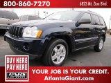 2006 Midnight Blue Pearl Jeep Grand Cherokee Laredo #46038831