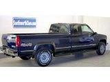 1998 Indigo Blue Metallic Chevrolet C/K 2500 K2500 Extended Cab 4x4 #46070399