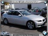 2008 Titanium Silver Metallic BMW 3 Series 335i Coupe #46070070