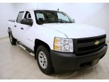 2007 Chevrolet Silverado 1500 Work Truck Crew Cab 4x4 Data, Info and Specs