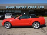 2012 Race Red Ford Mustang GT Premium Convertible #46070169