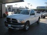 2011 Bright White Dodge Ram 1500 ST Regular Cab #46091892