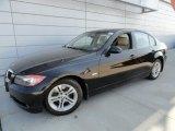 2008 Black Sapphire Metallic BMW 3 Series 328xi Sedan #46091414