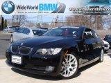 2008 Jet Black BMW 3 Series 328i Coupe #46091419