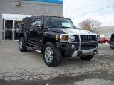 2009 Black Hummer H3 X #46091423