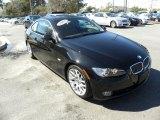 2008 Black Sapphire Metallic BMW 3 Series 328i Coupe #46070275