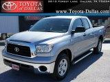 2008 Silver Sky Metallic Toyota Tundra Double Cab #46091463