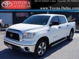 2008 Super White Toyota Tundra SR5 CrewMax #46091464