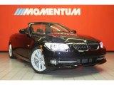 2011 Jet Black BMW 3 Series 335i Convertible #46091928