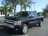 2011 Black Chevrolet Silverado 1500 LT Extended Cab #46091485