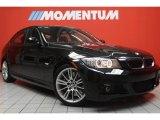 2009 Black Sapphire Metallic BMW 3 Series 335i Sedan #46091937